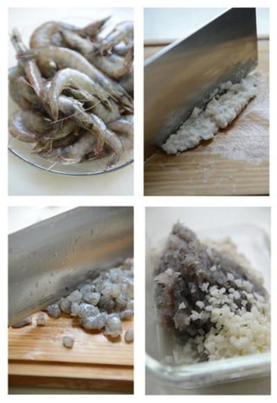 Cách làm món bánh tôm