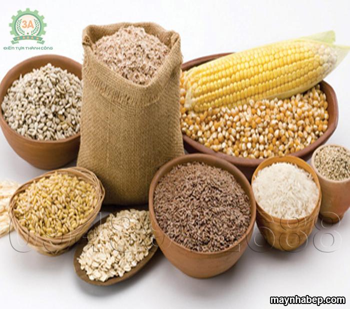 Nguyên liệu dùng cho Máy ép hạt ngũ cốc 2,2Kw