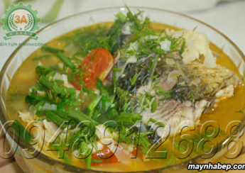 Hướng dẫn cách nấu món canh cá dấm mẻ