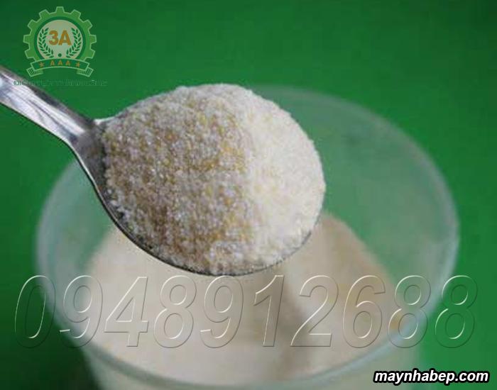 Muối dùng cho làm món gà rang muối