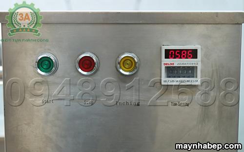 Bộ điều khiển Máy trộn bột khô thảo dược V3A