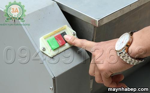 Nút điều khiển thông minh của Máy trộn bột ướt thảo dược 3A
