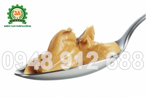 Tác dụng tuyệt vời của bơ đậu phộng