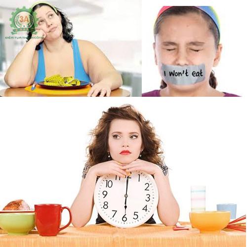 Nhiều người không dám ăn sáng vì sợ tăng cân