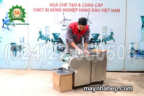 máy cắt rau củ công nghiệp