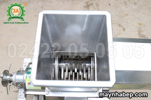 Máy ép dứa công nghiệp 3A3kW (12)